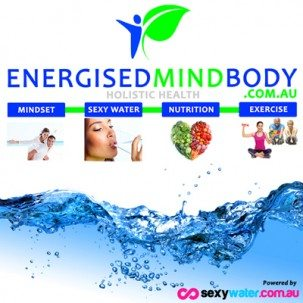 Sexy Water / Energised Mind Body