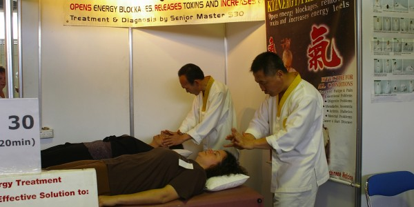 Ki Energy Treatments