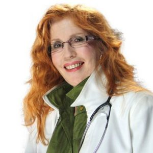 ~Dr Sandra Cabot etched_6cm