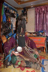 spirit-shaman