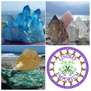Lindsey Emporium Crystals