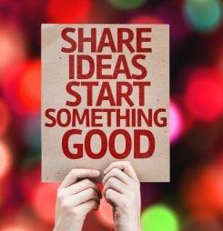 Be a Conscious Participant