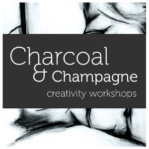 Charcoal and Champagne